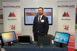 MatchMaker at the Recruitment Technology expo